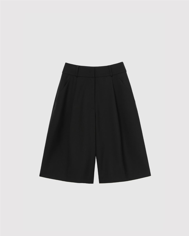 Bermuda Pants - Black