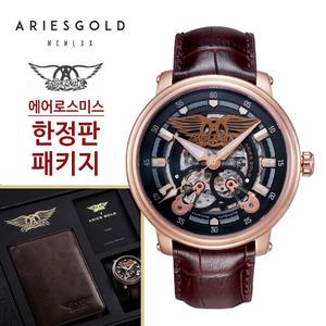 [에리스골드] 한정판패키지  G9008RG-B 오토메틱유럽/아시아 인기 명품