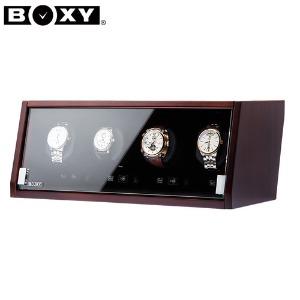 [BOXY 박시 워치와인더] CA-04WM (4구시계보관함)