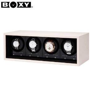[BOXY 박시 워치와인더] SAFE ECO-04(IV) 4구 명품시계보관