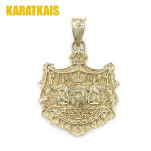 [pendant] HAWAII Coat of Arms (custom)