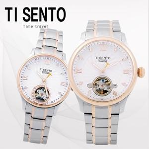 [TISENTO 티센토]  TS50301CB [백화점A/S가능][오토메틱] [커플시계가능] [개별구매가능]