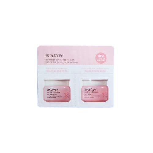 [INNISFREE] Jeju Cherry Blossom Dual Cream 1ml+1ml Pouch X 360pcs