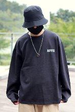 AFFIX 얼발란스 워싱 박시 티셔츠