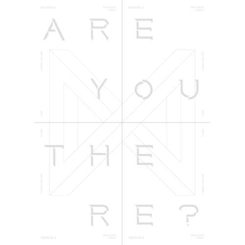 몬스타엑스 - TAKE.1 [ARE YOU THERE?] / 2집 정규앨범
