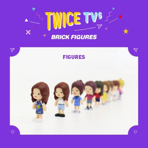 트와이스 - TWICE TV6 BRICK FIGURES