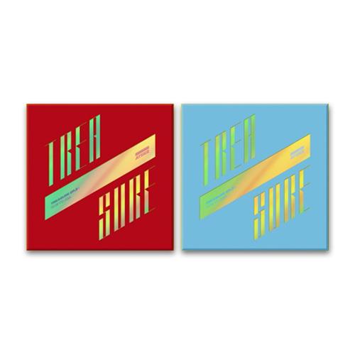 에이티즈 - TREASURE EP.3 : ONE TO ALL / 3집 미니앨범