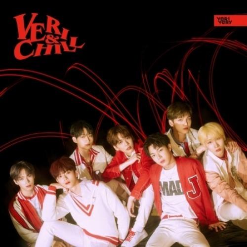 베리베리 - VERI-CHILL / 싱글앨범 (OFFICIAL VER.)