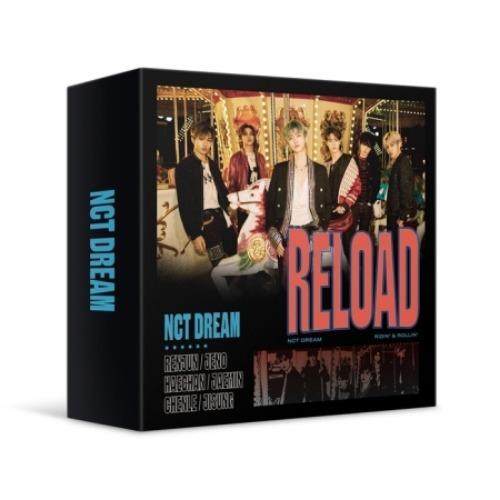 NCT DREAM - RELOAD (키트)
