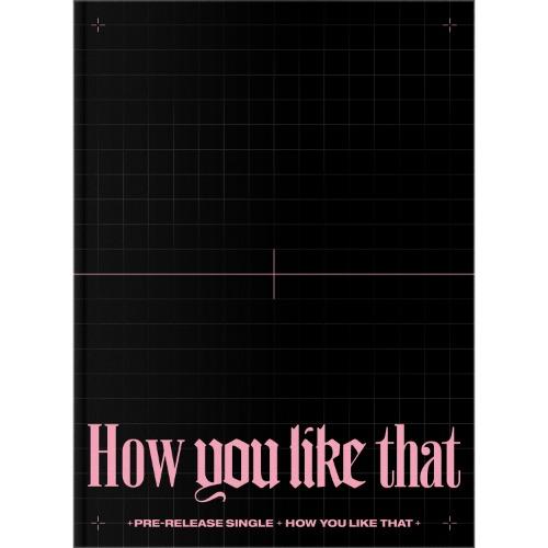 블랙핑크 - How You Like That / 스페셜 에디션