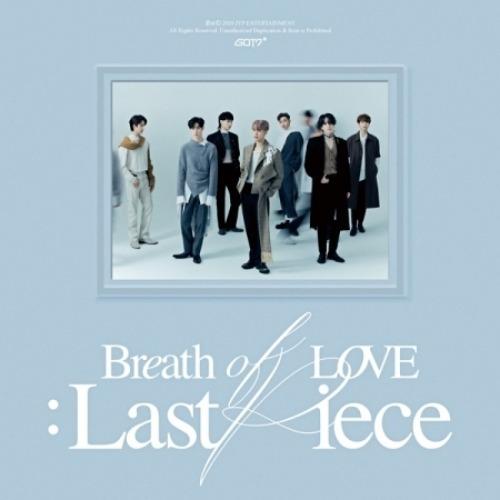 갓세븐 - Breath of Love : Last Piece / 4집 정규앨범