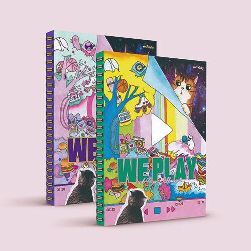 위클리 - We play / 3집 미니앨범