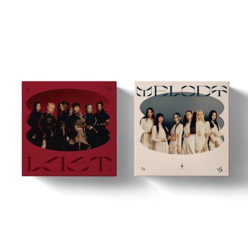 에버글로우 - LAST MELODY / 3집 싱글앨범