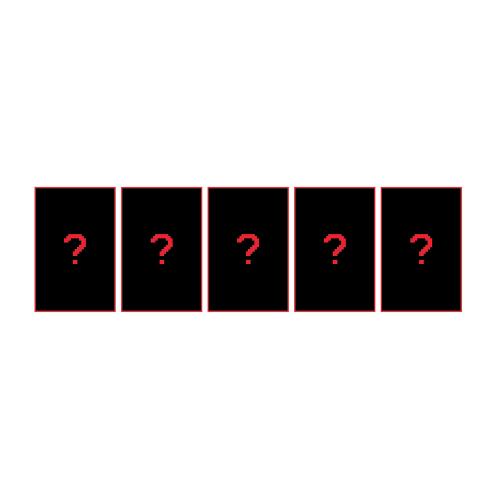 [7/27 발송] 있지 - 06 트레이딩 카드 / 2021 SECRET STORE