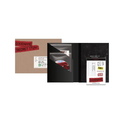 [7/12 발송] 있지 - 01 비하인드 DVD 포토북 패키지 / 2021 SECRET STORE
