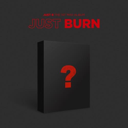 저스트비 - JUST BURN / 1집 미니앨범
