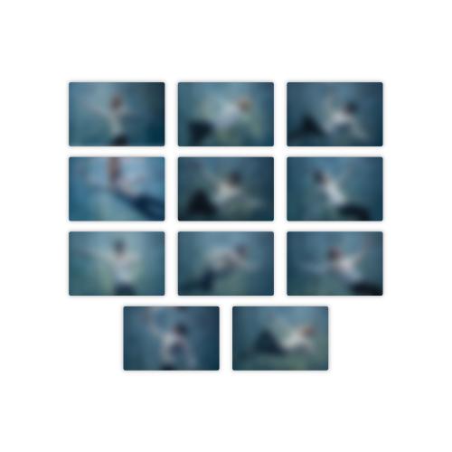 [8/12 발송] 더보이즈 - 03 3D + AR 포토카드 / 2021 SPECIAL EDITION