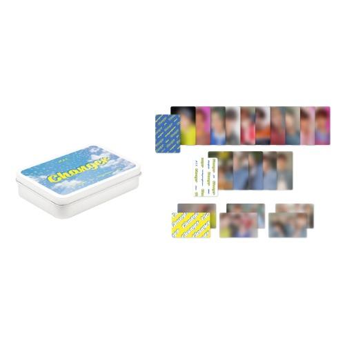[10/6 발송] 에이스 - 03 틴케이스 포토카드 세트 / 2021 Changer : Dear Eris MD