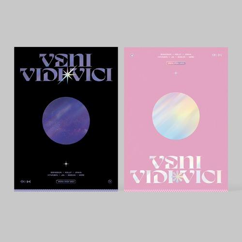 트라이비 - VENI VIDI VICI / 1집 미니앨범