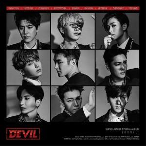 슈퍼주니어 - DEVIL / 스페셜 앨범