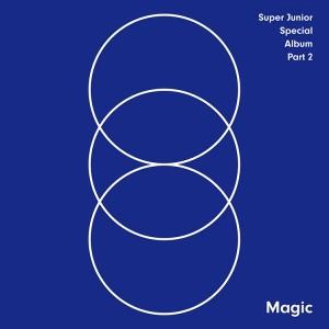 슈퍼주니어 - MAGIC / 스페셜 앨범 PART.2