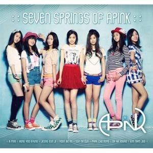 에이핑크 - SEVEN SPRINGS OF Apink / 1집 미니앨범