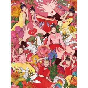 오마이걸 - COLORING BOOK / 4집 미니앨범 (재발매)