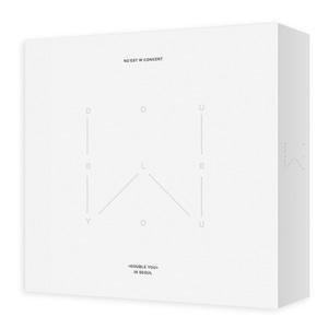 뉴이스트 W - NU'EST W CONCERT [DOUBLE YOU] IN SEOUL DVD