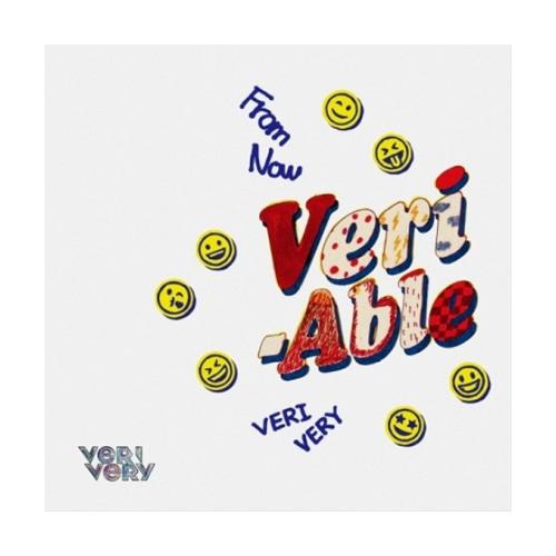 베리베리 - VERI-ABLE / 2집 미니앨범 (한정판 DIY VER.)
