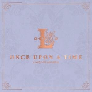 러블리즈 - ONCE UPON A TIME / 6집 미니앨범 (일반반)