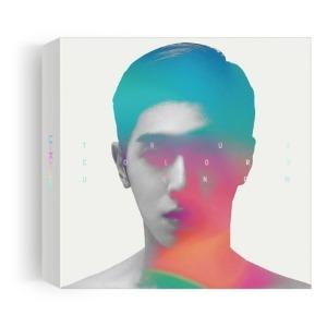 유노윤호 - TRUE COLORS / 1집 미니앨범 (키노)