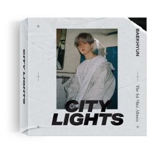 백현 - CITY LIGHTS / 1집 미니앨범 (키노)