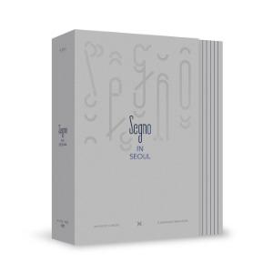 뉴이스트 - 2019 NU'EST CONCERT [SEGNO] IN SEOUL DVD