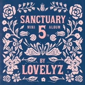 러블리즈 - SANCTUARY / 5집 미니앨범 (일반반)