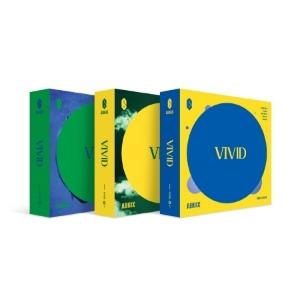 AB6IX - VIVID / 2집 EP 앨범