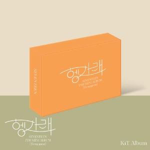 세븐틴 - 헹가래(Heng:garae) / 7집 미니앨범 (키트)