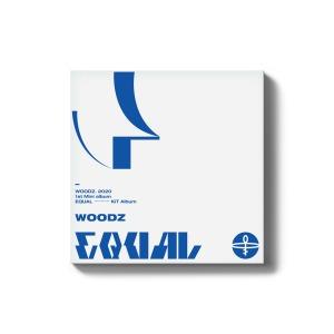 WOODZ (우즈) - EQUAL / 1집 미니앨범 (키트)