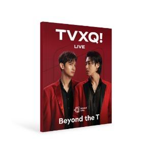 동방신기 - [Beyond the T] Beyond LIVE BROCHURE