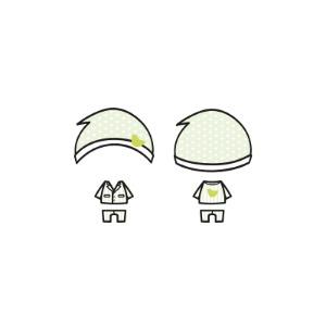 갓세븐 - 07 갓툰 의상 : 파자마 세트 / 2020 SUMMER STORE