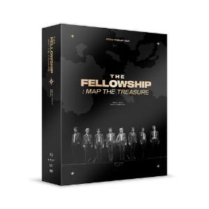 에이티즈 - WORLD TOUR 'THE FELLOWSHIP : MAP THE TREASURE SEOUL' DVD