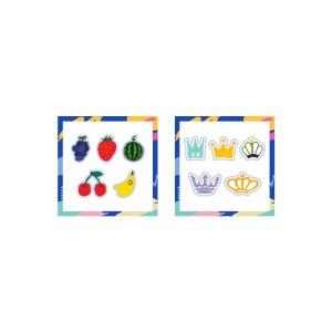 있지 - 09 미니 와펜 스티커 / LIGHT RING POP-UP STORE