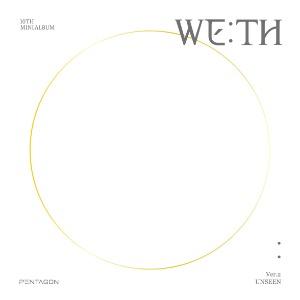 펜타곤 - WE:TH / 10집 미니앨범 (UNSEEN VER.)