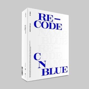 씨엔블루 - RE-CODE / 8집 미니앨범 (Standard ver.)