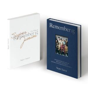슈퍼주니어 - REMEMBER 15 / 15th ANNIVERSARY PHOTO BOOK