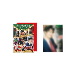 더보이즈 - 02 엘홀더 & A4 포스터 / Christmassy! MD