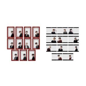 더보이즈 - 10 토퍼카드 세트 / THE FILM FESTIVAL