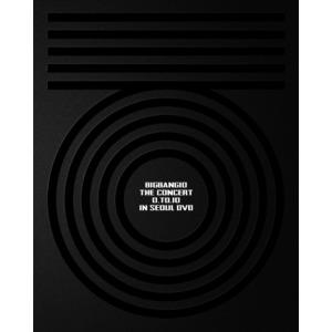 빅뱅 - BIGBANG10 THE CONCERT 0.TO.10 IN SEOUL DVD