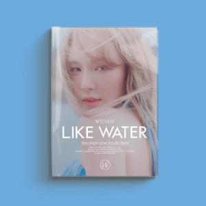 웬디 - Like Water / 1집 미니앨범 (Photo Book Ver.)