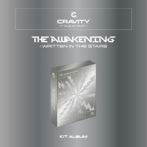크래비티 - Part 1 [The Awakening : Written in the Stars] / 1집 정규앨범 (키트)