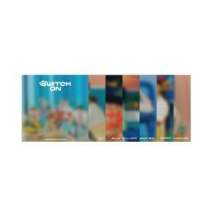아스트로 - 07 LP 포스터 세트 / 2021 SWITCH ON POP-UP STORE